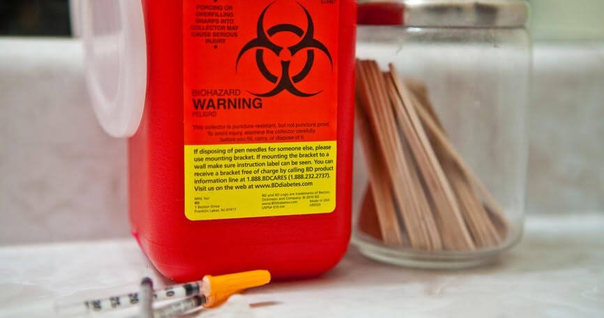 Sharps Container Disposal-25
